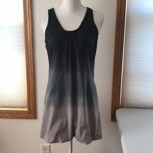 Ladies sleeveless cotton dress